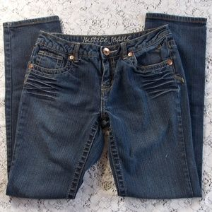 Justice Jeans Girls Size 14 Regular